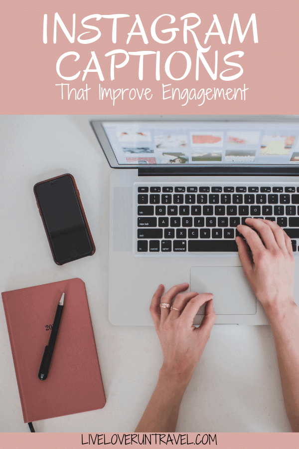 Writing the perfect Instagram caption may seem intimidating, but it can bring you more comments and more saves for a better engagement rate. This also makes it more likely you make it to the explore page. Find out more here!