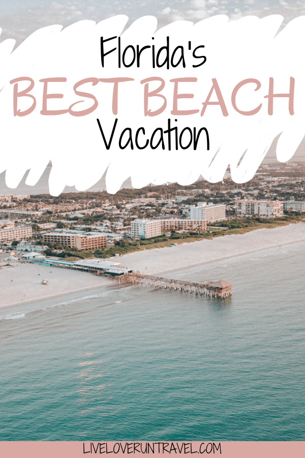 Cocoa Beach in Florida's Space Coast is the ultimate beach getaway. #florida resorts in Florida | Florida beach vacation | Florida vacation beach | best beaches in Florida | Florida family vacation | beach Florida | Cocoa Beach Florida | best Florida beaches | beautiful beach in Florida | Florida beach vacation ideas | vacation Florida | vacation in Florida | Florida beach | romantic Florida vacation | places to travel in Florida | travel to Florida