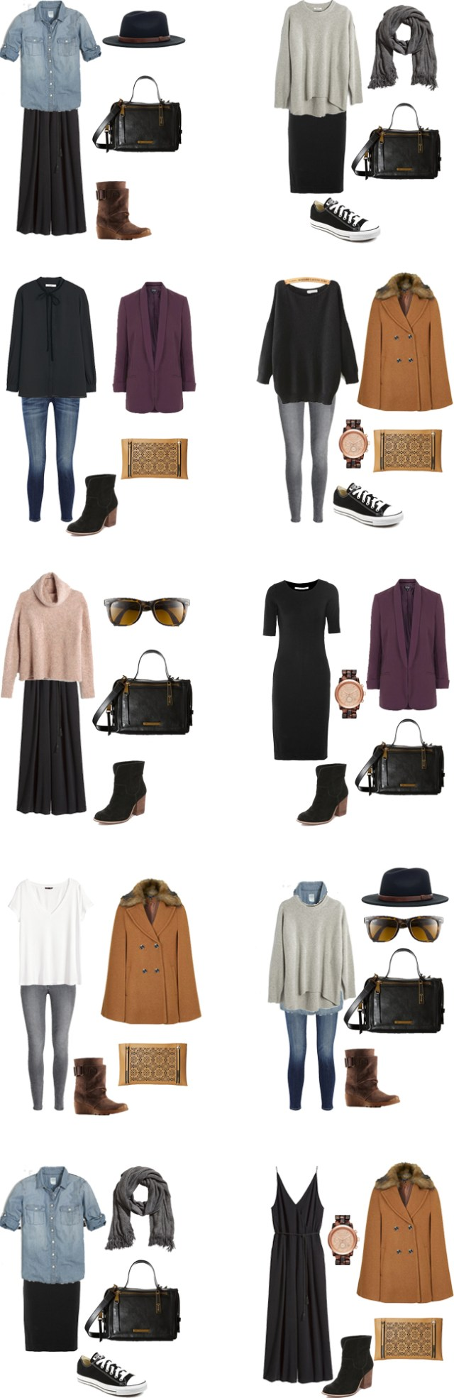 What to Wear in Salzburg Austria Outfit Options 11-20 #packinglight #packinglist #travellight #traveltips #whattowear