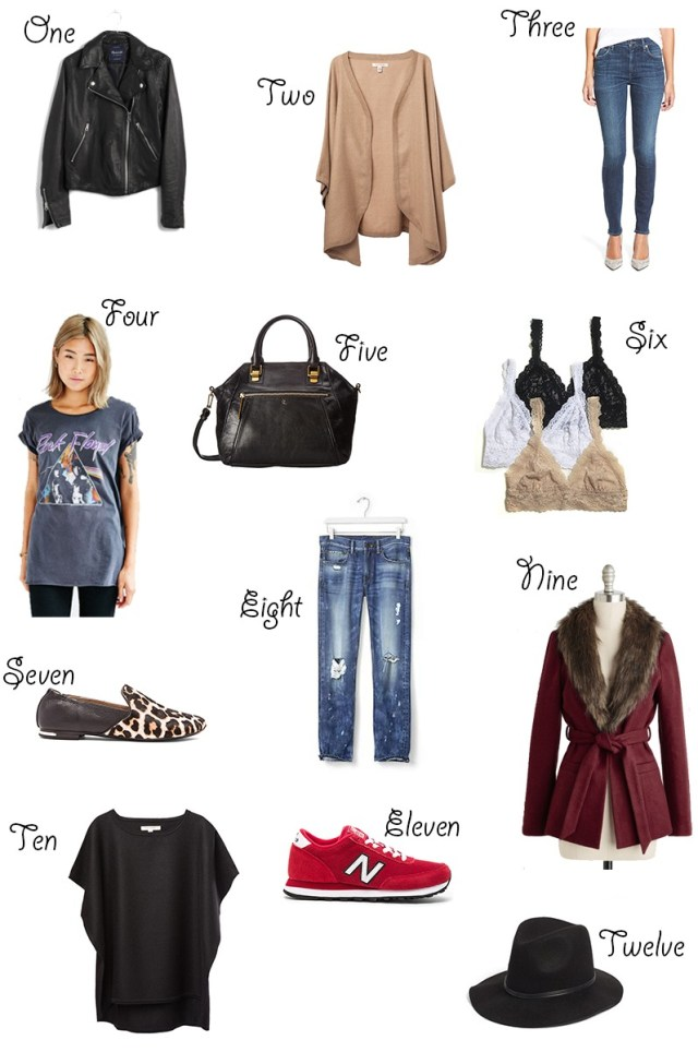 New Wardrobe Wish List and Ideas #wardrobe
