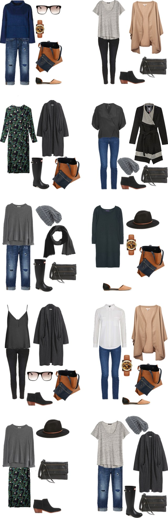 What to Wear in Italy and Switzerland Outfits 1-10 #travellight #packinglight #traveltips #travel