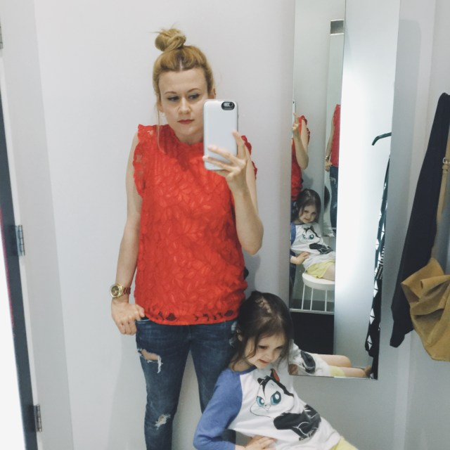 Dressing Room Selfie Fails #dressingroomselfie