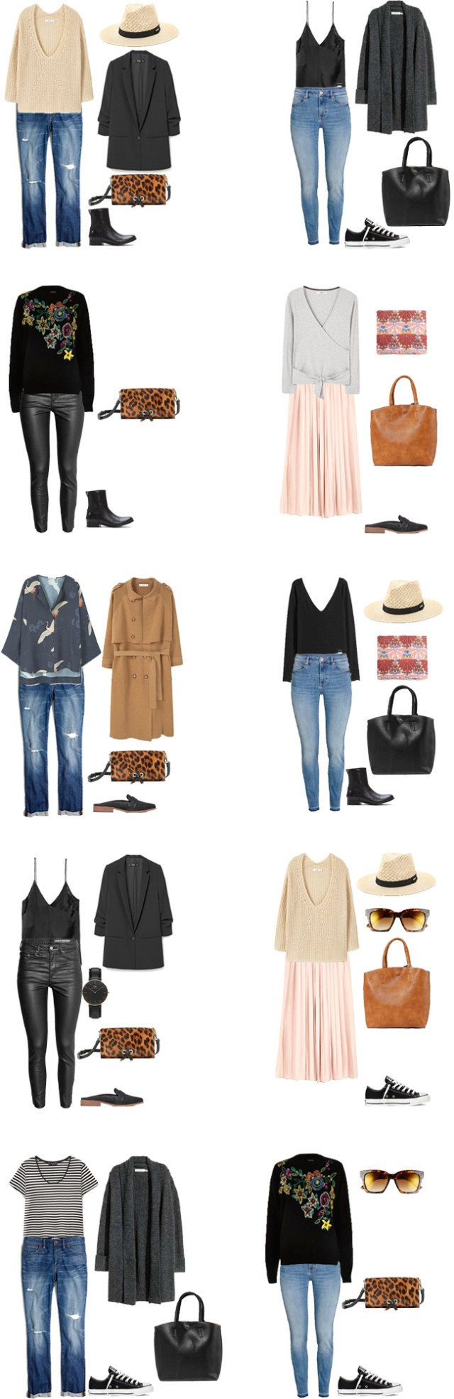 What to Wear in the Amalfi Coast Outfit Options 1-10 #travellight #packinglight #traveltips #travel #travelwardrobe #livelovesara