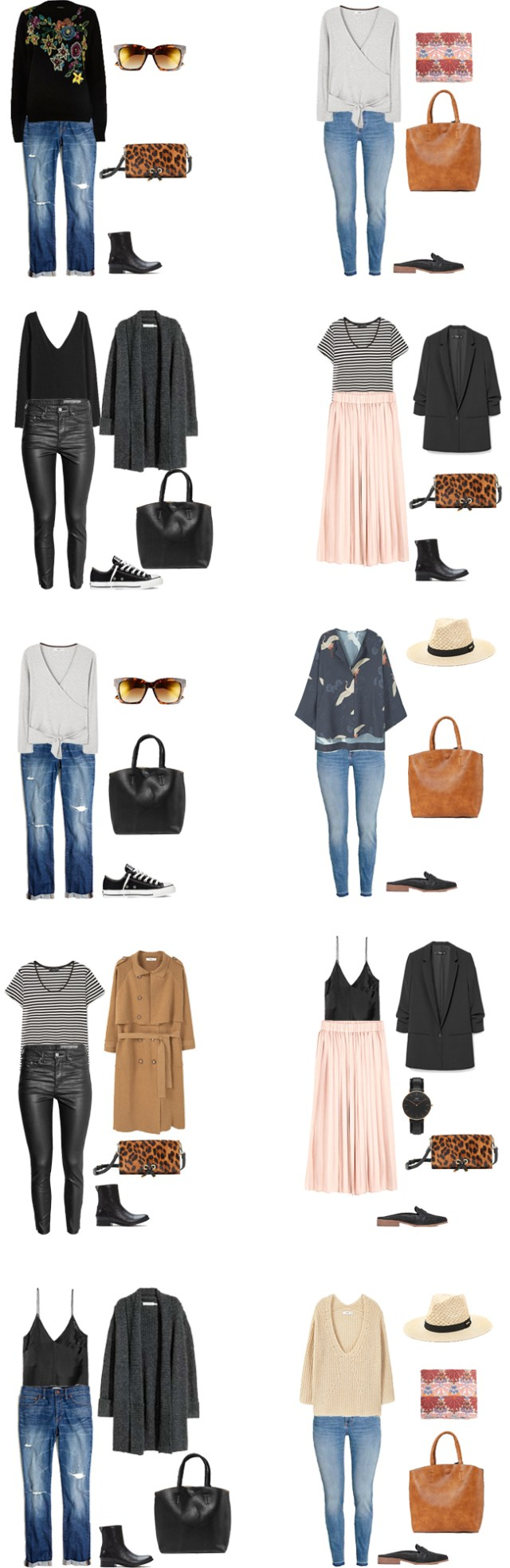What to Wear in the Amalfi Coast Outfit Options 11-20 #travellight #packinglight #traveltips #travel #travelwardrobe #livelovesara