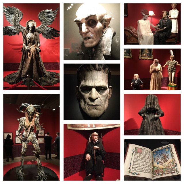 Guillermo Del Toro At Home With Monsters Art Gallery of Ontario