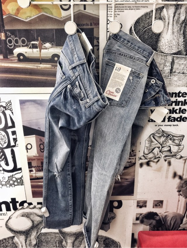 Gap Cone Denim