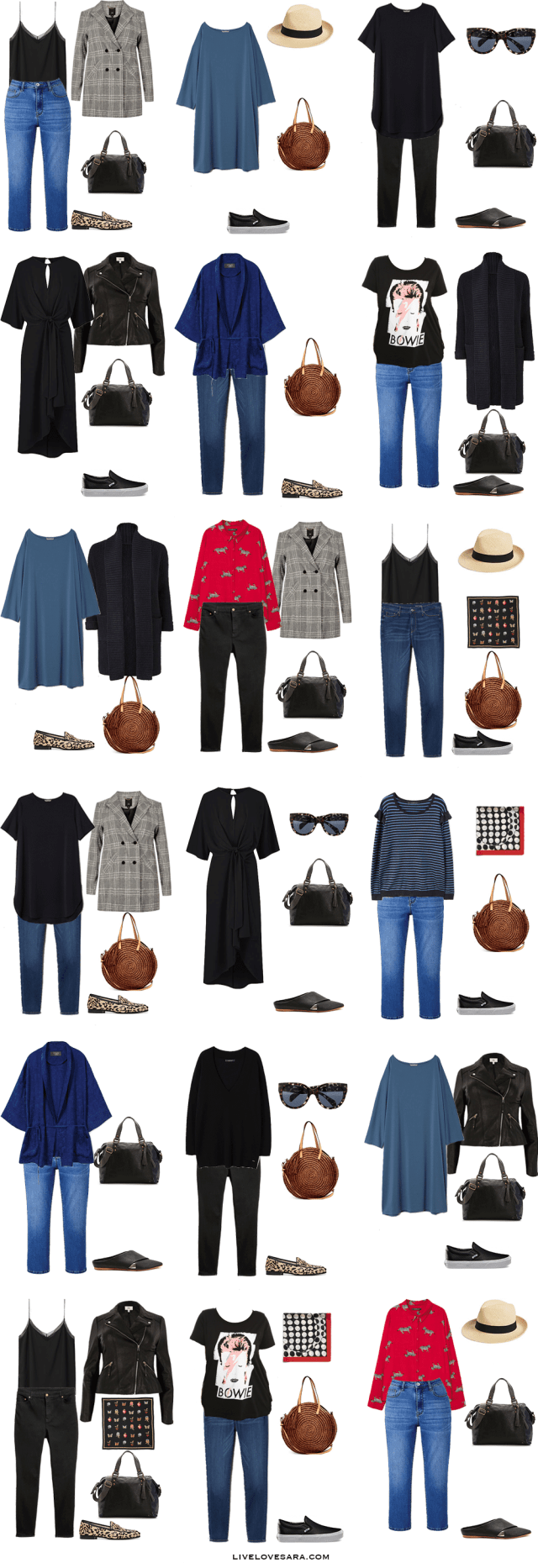 What to Pack for Prague and Berlin Packing Light List | What to pack for the Germany | What to Pack for Czech Republic | Packing Light | Packing List | Travel Light | Travel Wardrobe | Travel Capsule #capsule #plussize #plussizecapsule