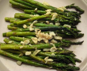 Asparagus-enhanced