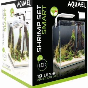 Аквариум Aquael Shrimp set, комплект 19л