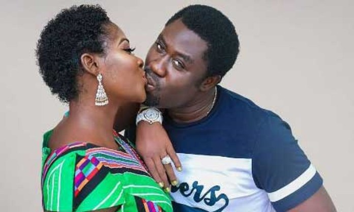 Nollywood Actress Mercy Johnson Celebrates Husband's Birthday On Instagram