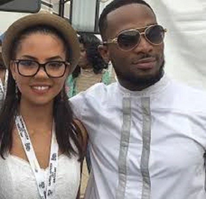 Dbanj's Wife, Lineo Shares Hilarious Advice Important For Marriage