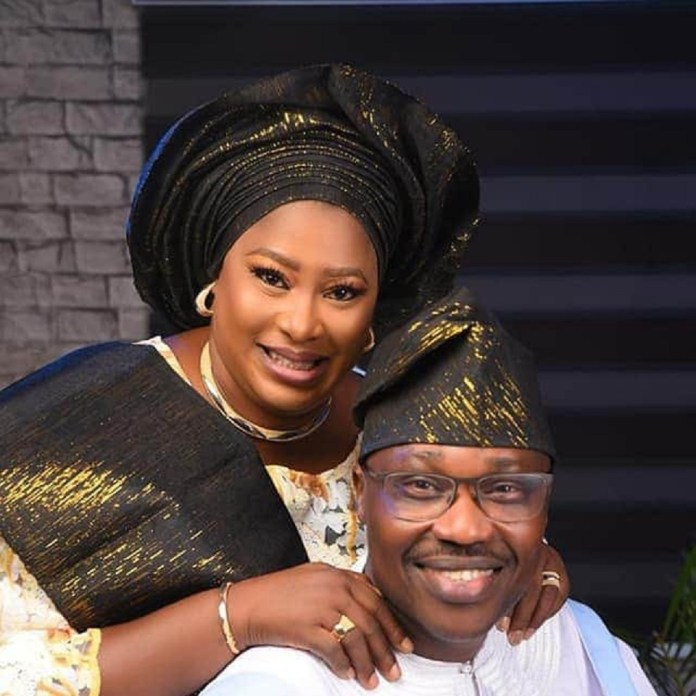 """I Was Mocked For Not Having A Man"" Lagos Big Girl, Hon. Fateema Aduke Mohammed Marry At 48"