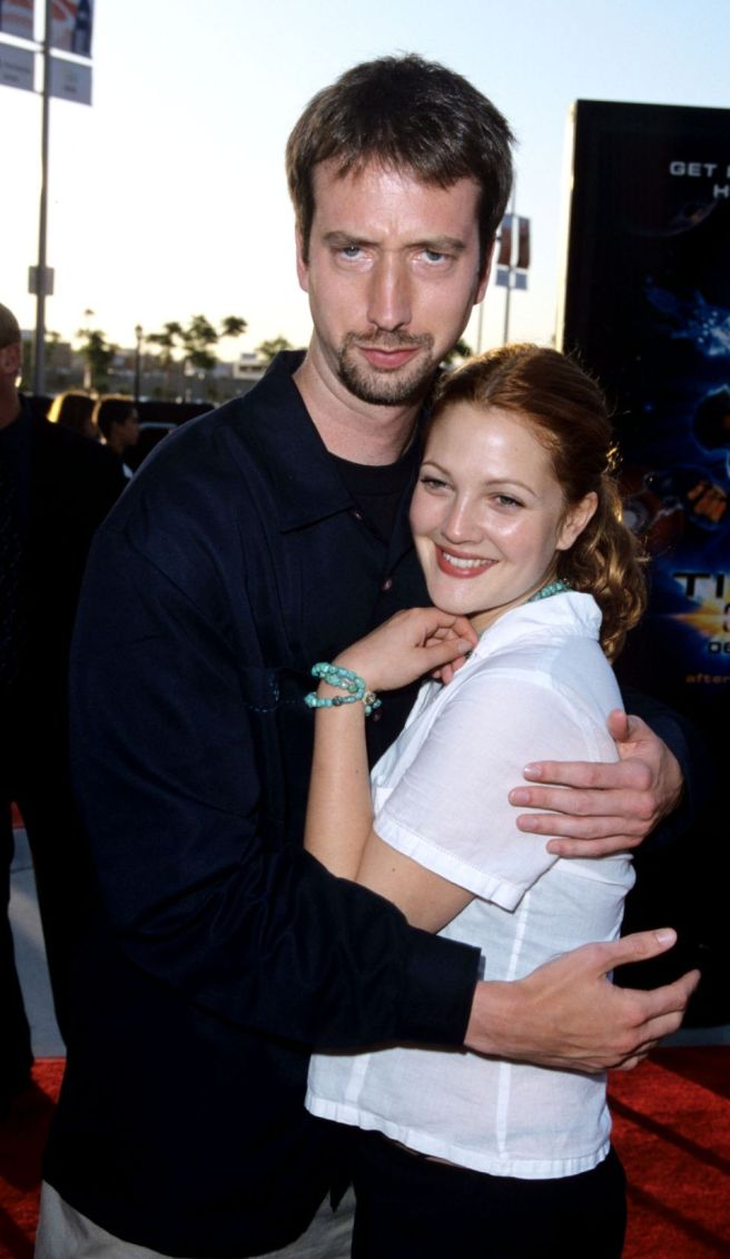 Drew Barrymore and ex-husband Tom Green reunite for 1st time in 15 years
