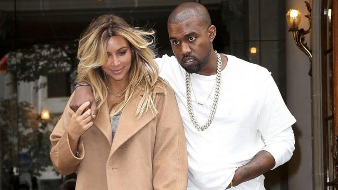 Kanye West And Kim Kardashian Show Off Their Love For Each Other As Kim Celebrates 40th Birthday