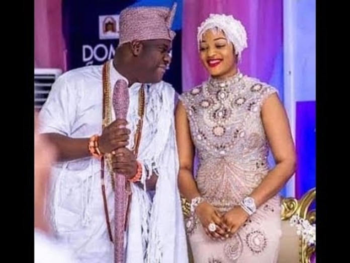 Congratulations To The People Of Ife -Ooni Of Ife And His Wife Welcome A Son