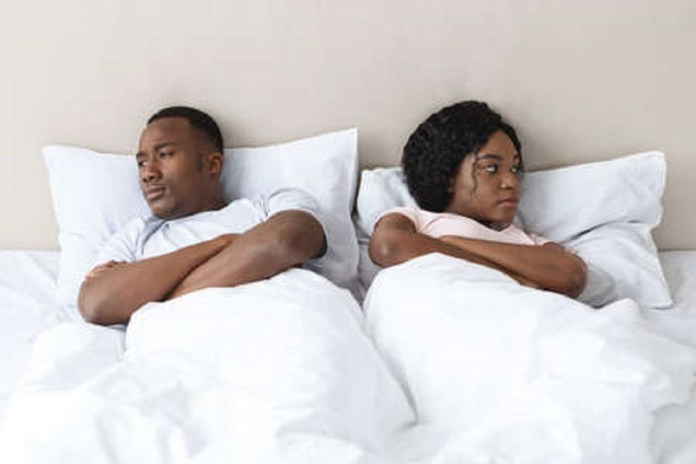 My Husband Won't Touch Me: He Says I Am Possessed-Pls Advise