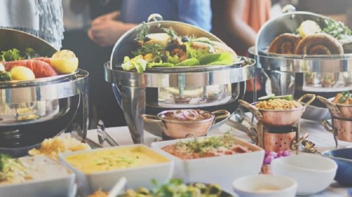 Newly-Weds Part Ways During Wedding Reception Over Food Misunderstanding