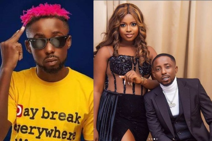 Valentine Is Coming : Bone Straight Hair Or iPhone 12 Are True Love Gifts -Rapper Erigga