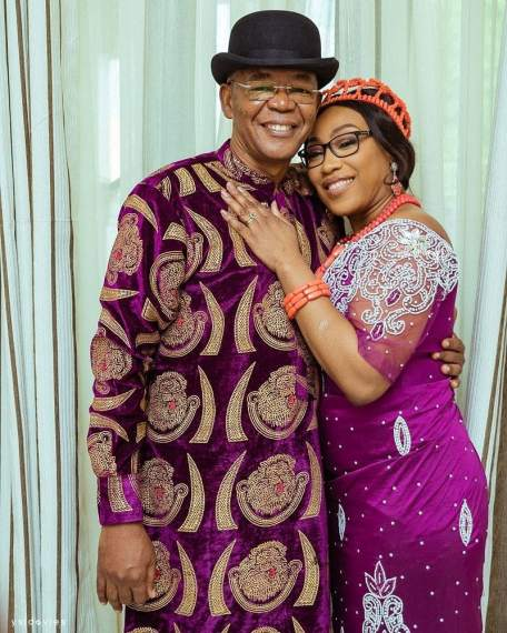 Divorcee In Her Fifties & A Widower In His Sixties Find Love Again! See Beautiful Wedding Photos