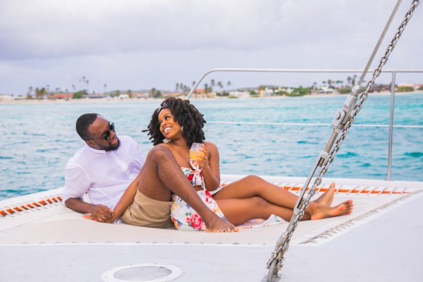 I Was Just A Girlfriend In 2020 – Lady Celebrates As She Gets Engaged To Her Dream Man (Photos)