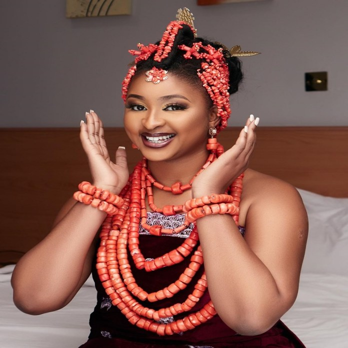 """""""A Woman's Happiest Day Isn't Her Wedding Day"""" – Actress, Etinosa Idemudia"""