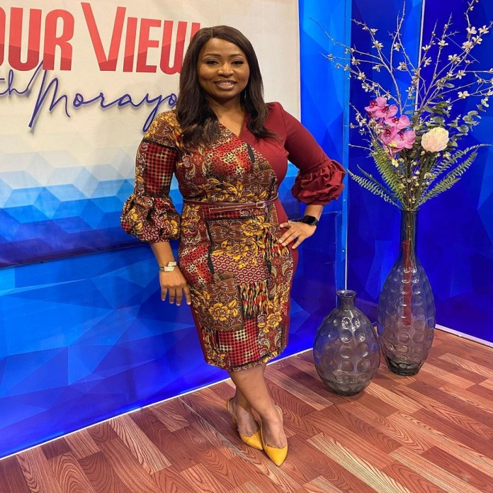 """""""Arole Cannot Tell Me He's A Virgin"""" – TV Host, Morayo Brown Versus Comedian Woli Arole Debate 'S*x Before Marriage Is A Sin'"""