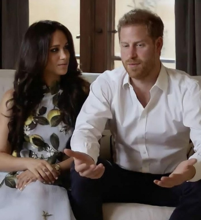 Meghan Markle And Prince Harry Make First Appearance After Announcing That They Are Expecting A Second Child