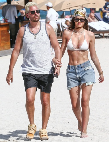 Scott Disick and Amelia Hamlin Hold Hands in Miami, Plus Quavo and Saweetie, Rita Ora and More