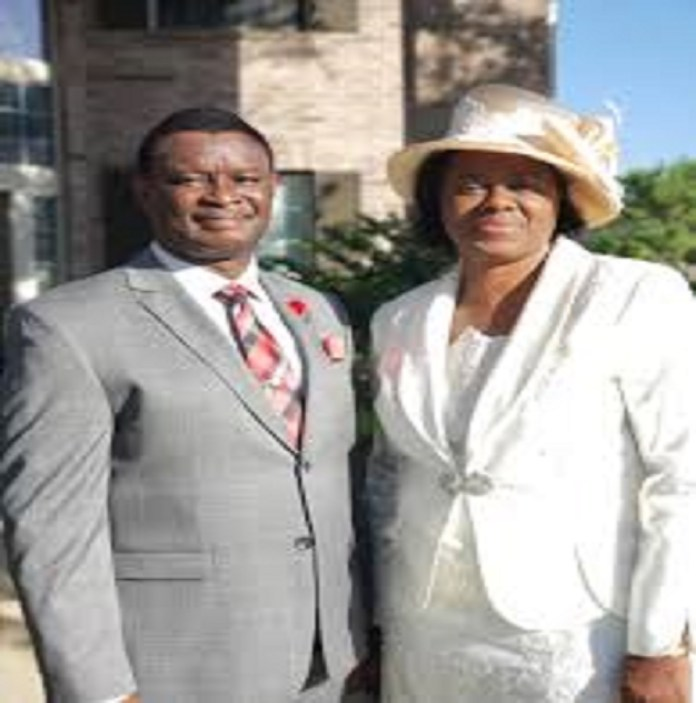 Mike Bamiloye Warns Married Men: It Is Dangerous To Fight Your Wife
