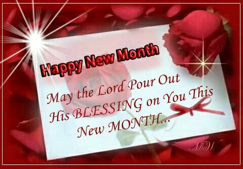 50 Happy New Month Messages April, New Month Prayers For April