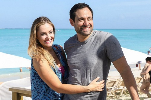 Bachelor Alums Jason and Molly Mesnick Celebrate 11 Years Together: 'I Count My Lucky Stars'