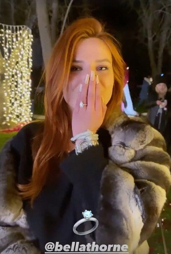 Bella Thorne Engaged to Boyfriend Benjamin Mascolo After Nearly 2 Years of Dating