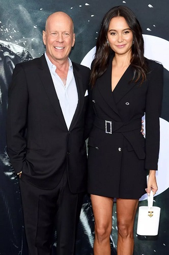 Bruce Willis and Wife Emma Heming Celebrate Their 12-Year Wedding Anniversary: 'My Person'