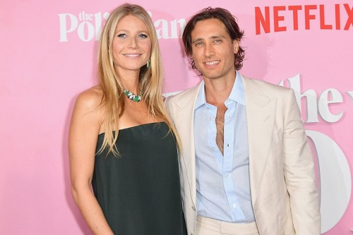 Gwyneth Paltrow Wishes Husband Brad Falchuk a Happy 50th Birthday: 'I Just Want to Be with You'