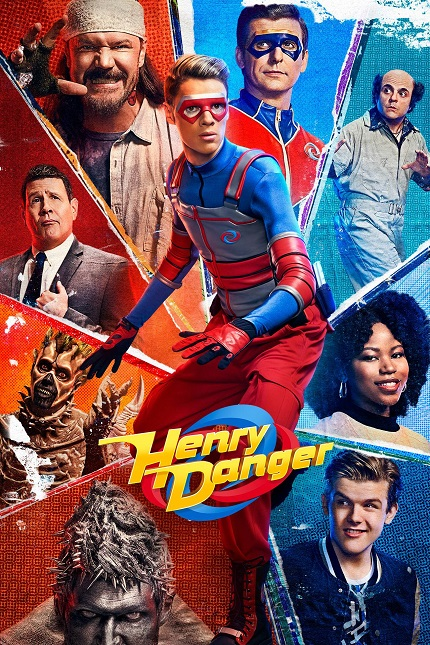 Happy 21st Birthday to the Nickelodeon television series Henry Danger star.