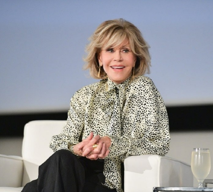 Jane Fonda, 83, Says She's Officially Done With Romantic Relationships Unless It's With A Younger Man