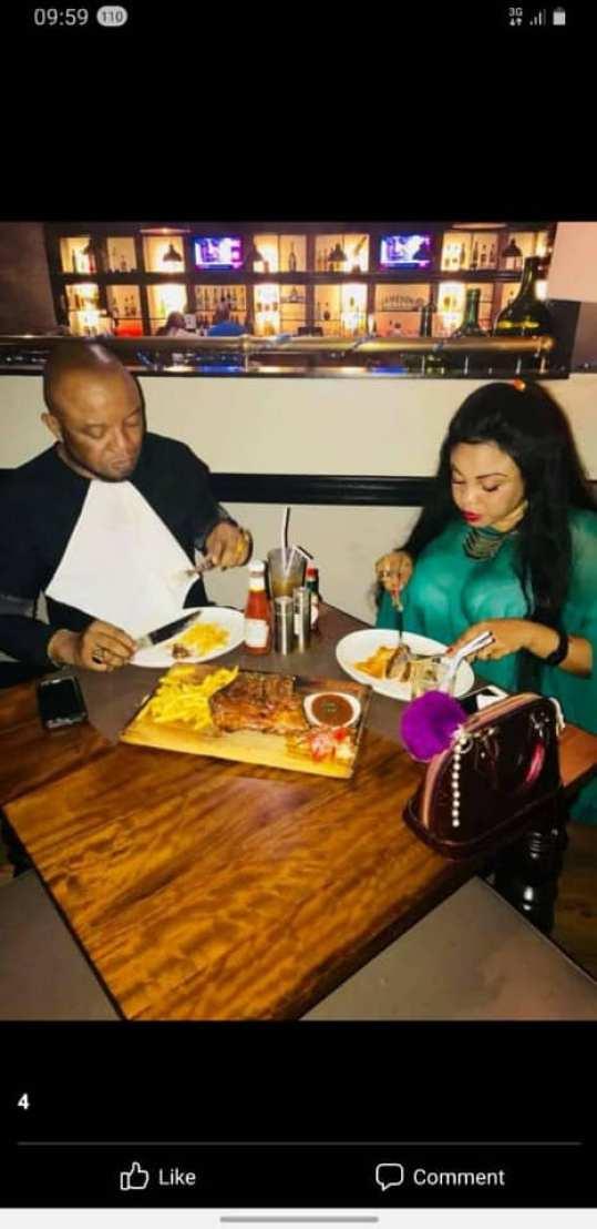 Lively Stones Relationship Blog celebrate with Gen. Ekene Abiamuwe's wife on her birthday