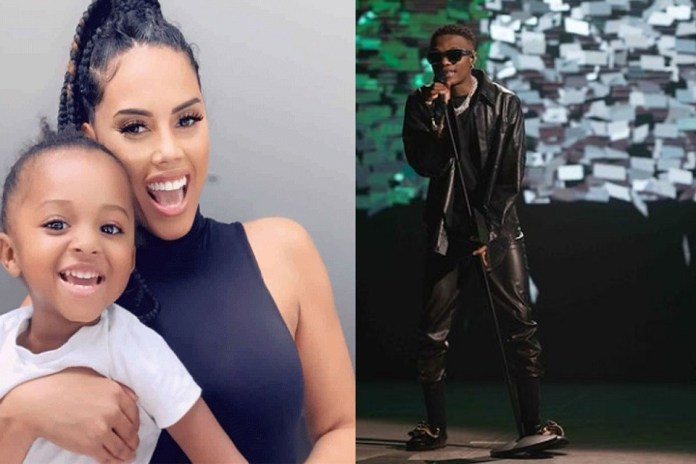 """""""I'm Not A Baby Mama, I Don't Fit Into The Category"""" – Wizkid's Third Baby Mama Jada P Warns"""