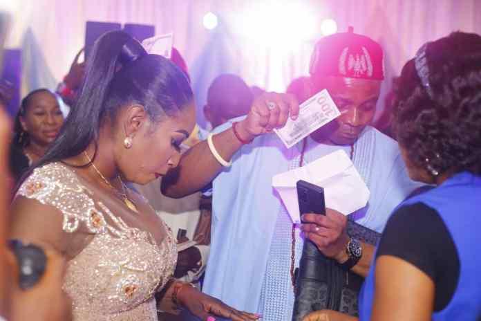 Dignitaries Storm Abuja as Anambra Billionaire dedicates his son in Grand Style