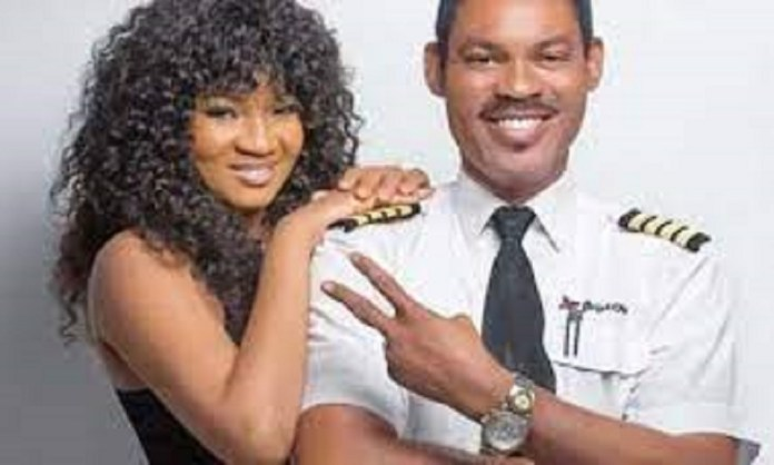 """""""So We Both Understand That I'm With You Is Not Because I Have To Be With You. I'm With You Because I Choose To Be With You"""" – Omotola Jalade-Ekeinde Speaks On Marriage With Husband"""