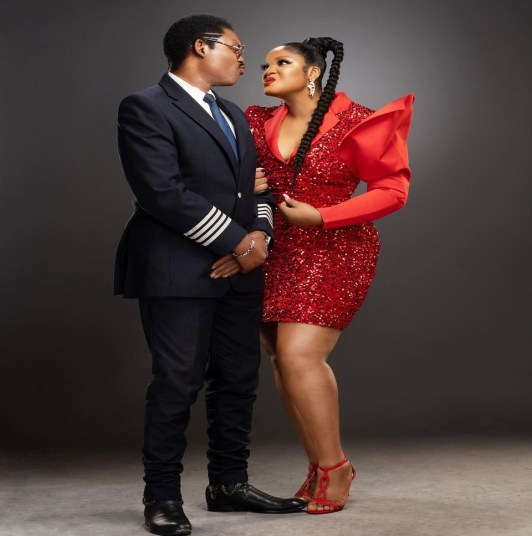 """So We Both Understand That I'm With You Is Not Because I Have To Be With You. I'm With You Because I Choose To Be With You"" – Omotola Jalade-Ekeinde Speaks On Marriage With Husband"