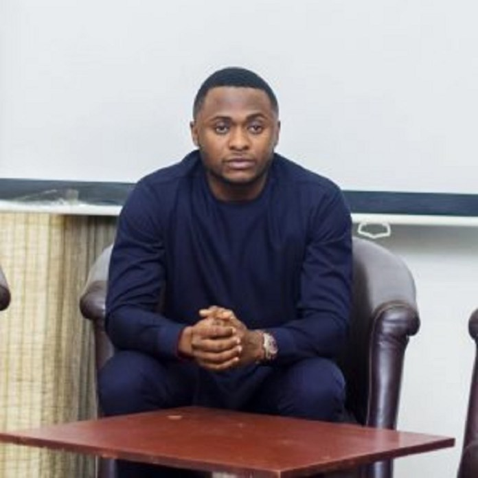 """Learn From My Mistakes,"" Ubi Franklin Advises Young Nigerian Men, Following His Babymama Drama."