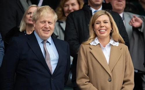 UK Prime Minister Boris Johnson and Carrie Symonds 'to marry next summer'