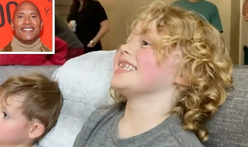 Dwayne Johnson Surprises 7-Year-Old Fan with Birthday Message: 'Truly the Best Part of My Job'