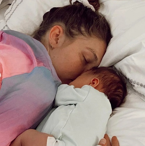 Gigi Hadid Celebrates First Mother's Day with Daughter Khai: 'My Greatest Pride and Joy'