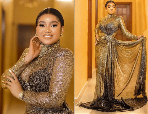 Nollywood actress, Rechael Okonkwo releases stunning photos to celebrate her 34th birthday