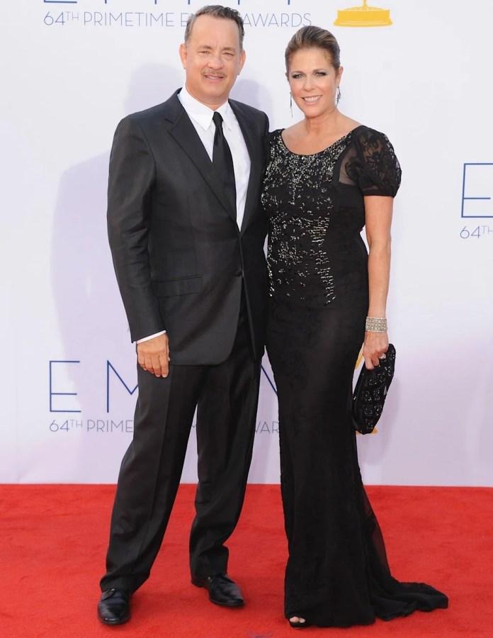 Rita Wilson Celebrates 33rd Wedding Anniversary with Tom Hanks: 'My BFF, My Lover, My Man'
