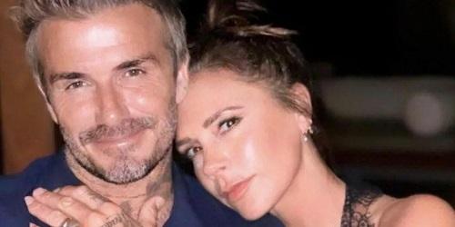 Victoria Beckham Keeps Trolling David Beckham For His Birthday