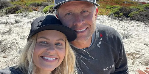 Candace Cameron Bure shares secrets to marriage in 25th anniversary message