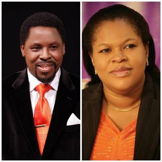 """""""I met him sitting on the chair unconscious"""" TB Joshua's wife, Evelyn recounts incident leading up to his death"""